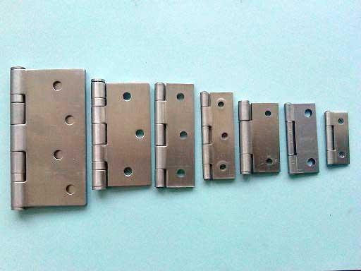 Bisagras y accesorios - Tipos de bisagras para puertas ...